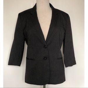 Banana Republic 3/4 Sleeve Blazer Suit Jacket